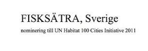 Nominering Un 20n Habitat