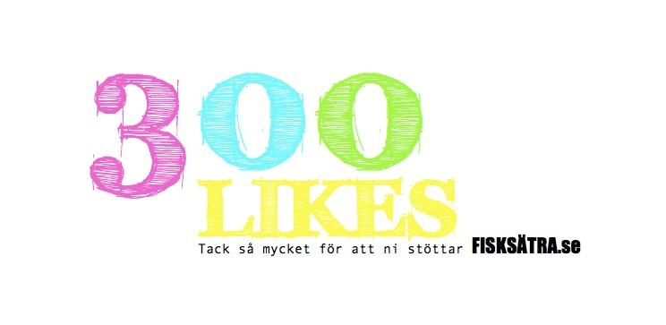 300likes Fisksätra