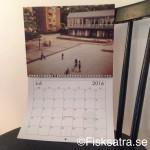 Almenacka med bilder från Fisksätra för år 2016 PRIS 100kr