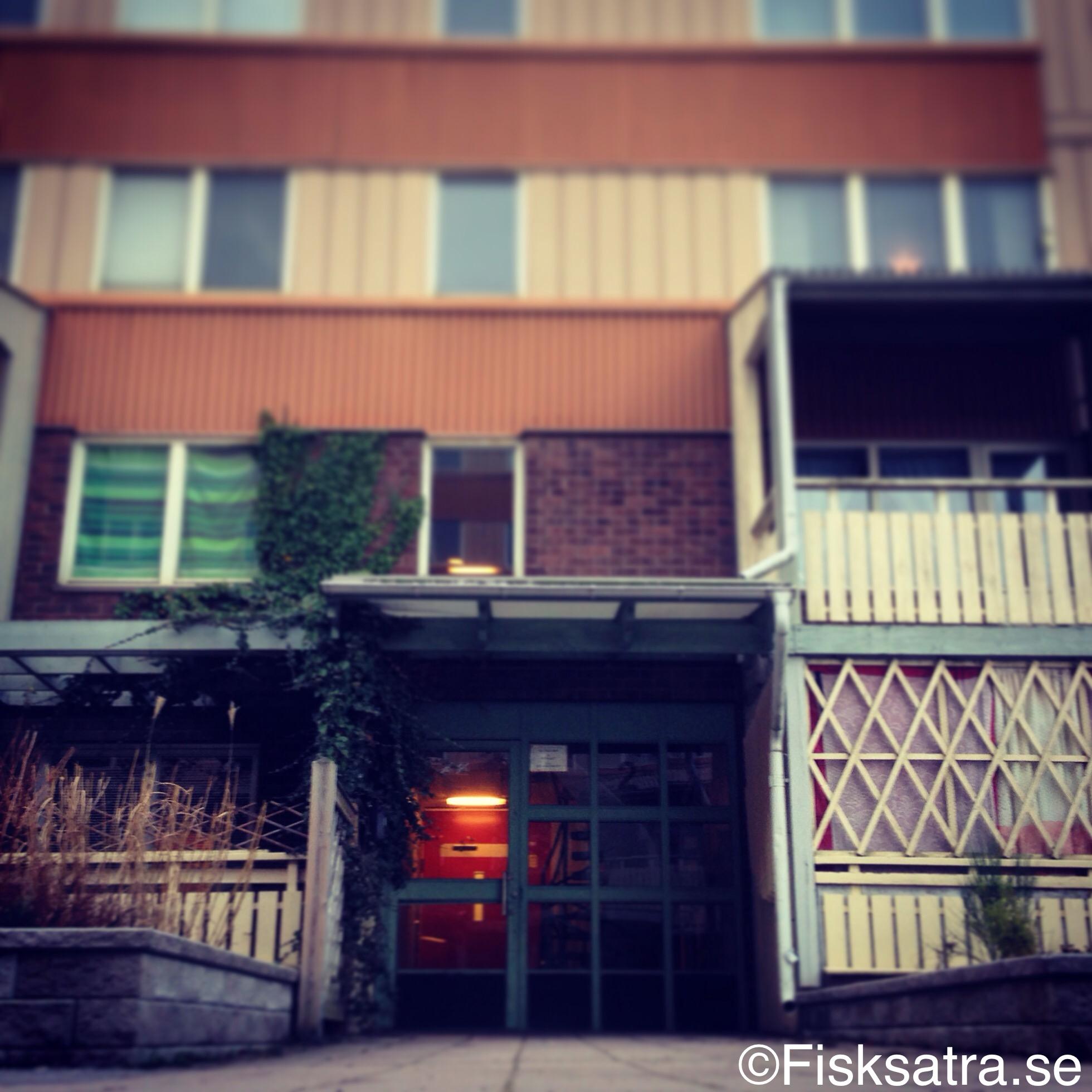 lägenhet i Fisksätra
