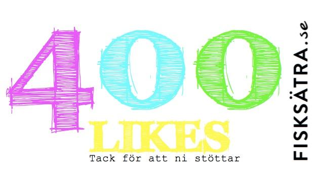 400likes