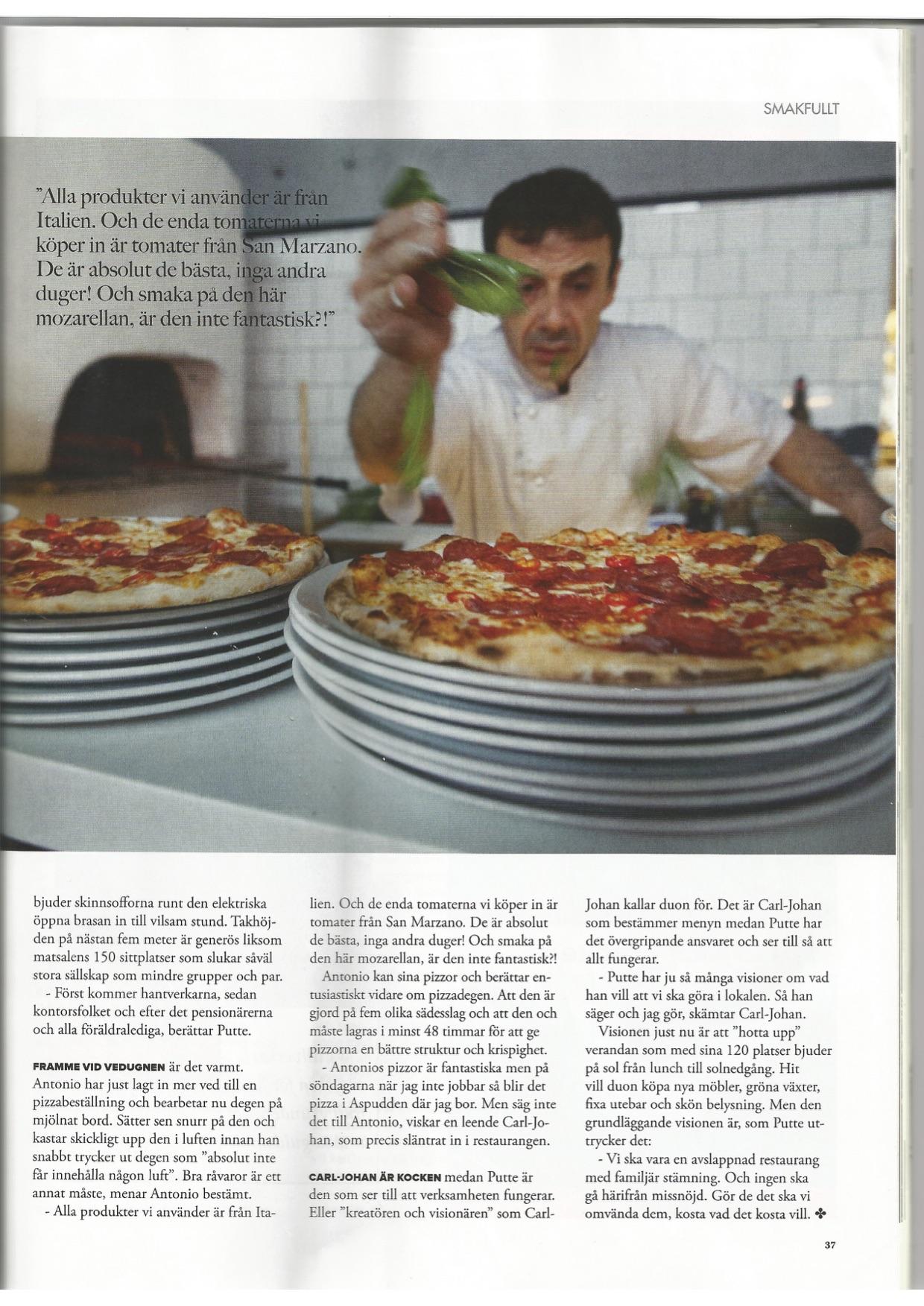 Ut tidningen Nacka paper #24 sida 36