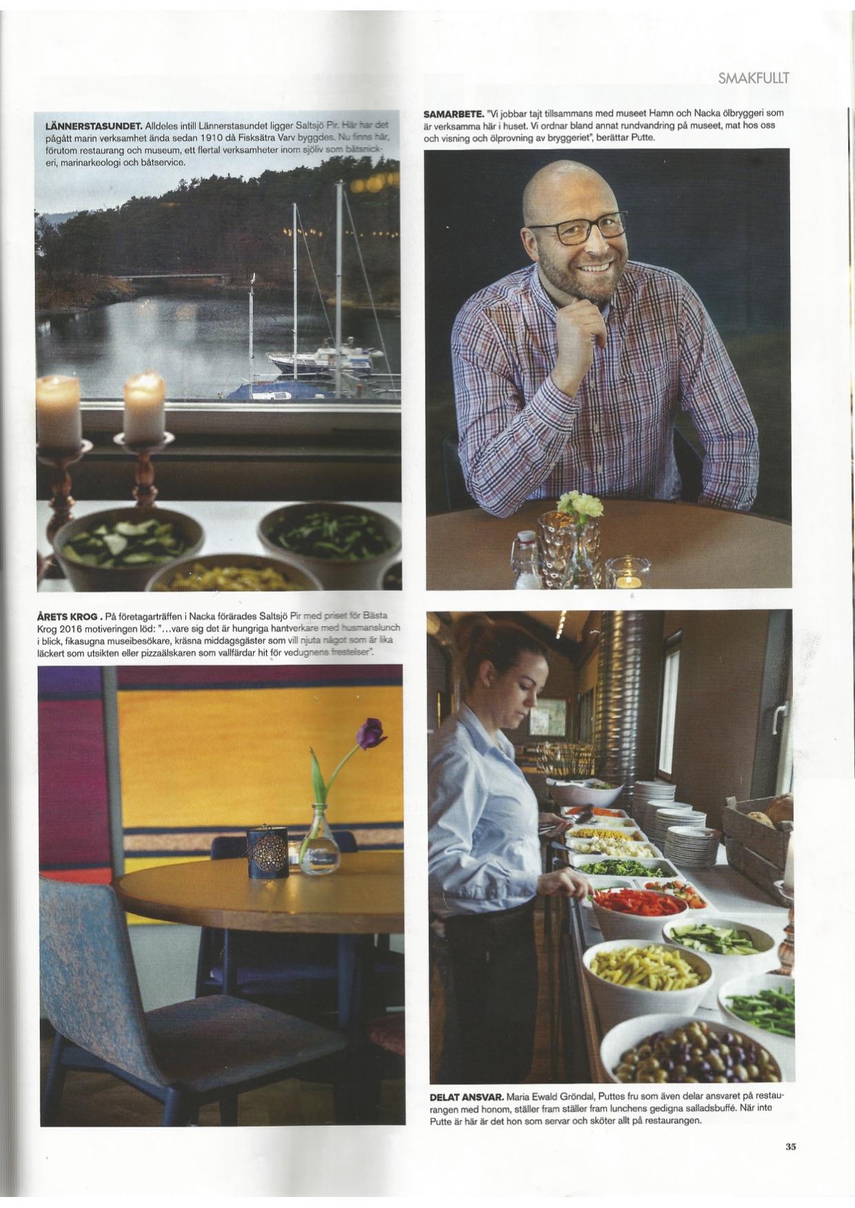 Ut tidningen Nacka paper #24 sida 35